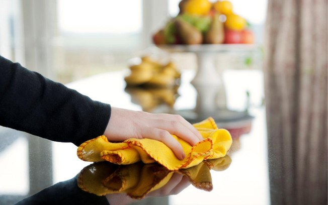 Como organizar a limpeza da cozinha?