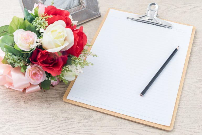 Checklist do Casamento – o que não podes esquecer?