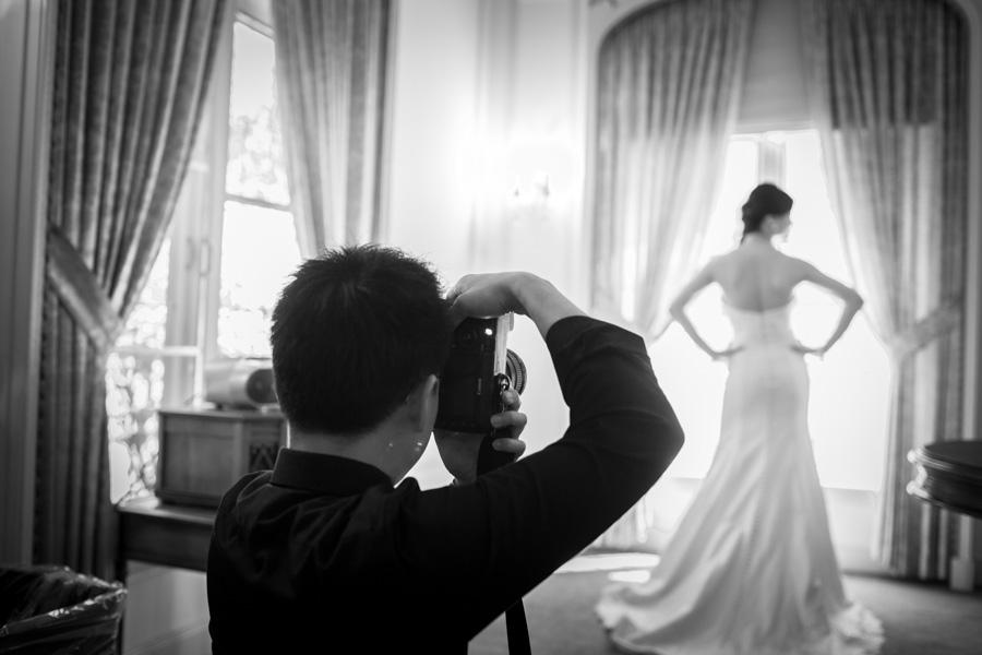 Como escolher um fotógrafo de casamentos?