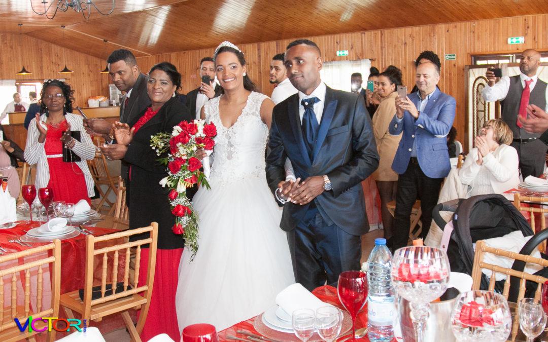 Desafio cumprido: Casamento José e Danisia