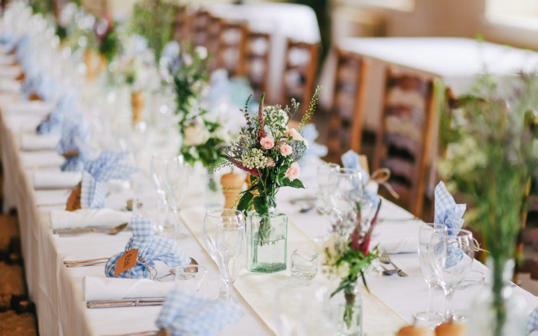 3 Dicas para escolher o local ideal para o seu casamento