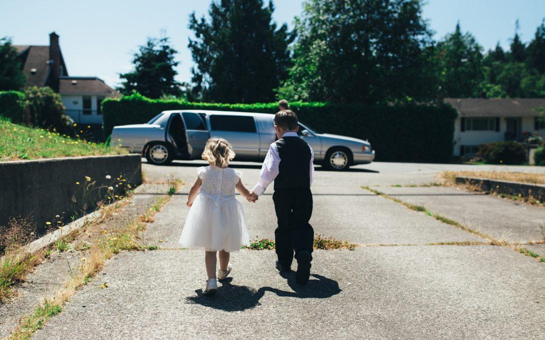 Crianças nos casamentos? Não!