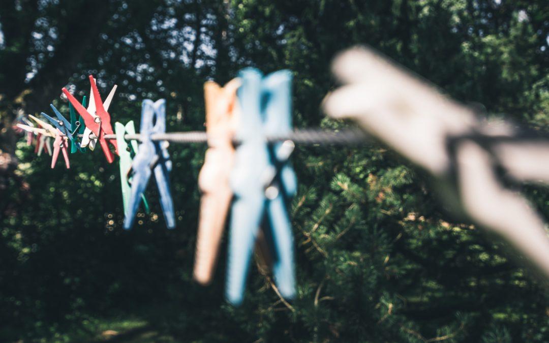 Pós casamento: Divisão de tarefas domésticas?