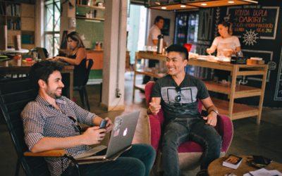 Falta de partilha com novos empreendedores- Porquê?