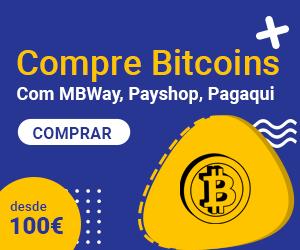 Comprar Bitcon com MbWay
